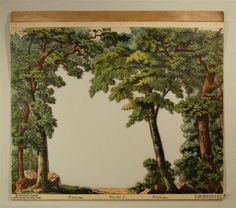 Wald. Coulissen Nr. 101 C. [3. Durchbruch]