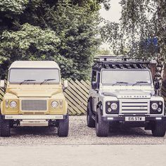 Individuality is the definition of freedom... Twisted allow you to craft your Land Rover Defender to perfection.