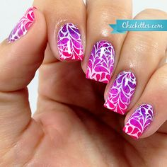 688 Best Stamped Nail Designs Images On Pinterest In 2018 Stamping