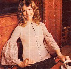 Genuine Vintage 1970s 'Fashioned In Tricel' 16 by TheAtticofKitsch