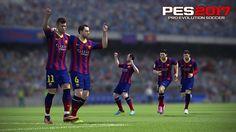 Pes 17 - Barcelona vs Sevilla Highlights