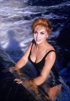 Gina Lollobrigida in a swimming pool. Get premium, high resolution news photos at Getty Images Gina Lollobrigida, Vintage Hollywood, Hollywood Glamour, Hollywood Actresses, Classic Hollywood, Sophia Loren, Classic Actresses, Beautiful Actresses, Shirley Jones