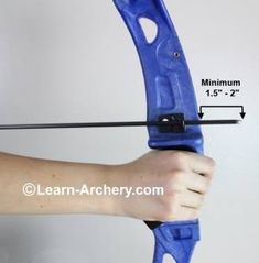 Determining Beginner's Arrow Lenght