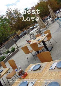 meat love | planes de fin de semana: ¿nuestra propuesta? ¡elegir nuestra terraza y disfrutad de las propuestas de nuestro chef sin prisa…! ¿nos acompañas?