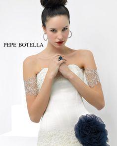 Colección Novias Pepe Botella. Rivas Modas