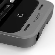 mophie juice pack helium™ iPhone 5 Extended Battery Case. Originally for iPhone, this case is like an extra battery.  If you have a phone w a removable battery, however, it's probably cheaper to just get an extra one.  This is a luxury that becomes a necessity when the power goes out!!!