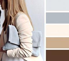 Как сочетать модные цвета в одежде 2017: секреты идеального гардероба - Ladiesvenue.ru