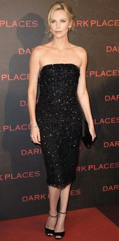 Charlize Theron stole the spotlight in Dior Haute Couture