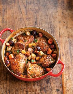 """Beer Braised Chicken Recipe 
