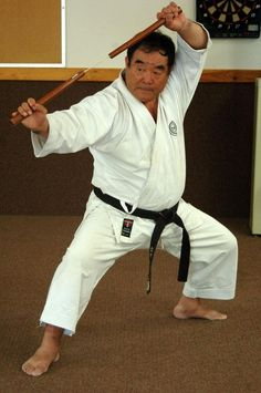 Fumio Demura Hanshi Shito Ryu