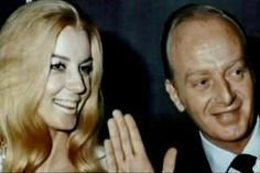 Geri and Frank Rosenthal played by Sharon Stone and Robert Deniro She was much nicer in real life