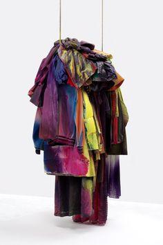 untitled - Katharina Grosse