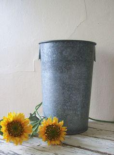 Vintage Sap Bucket