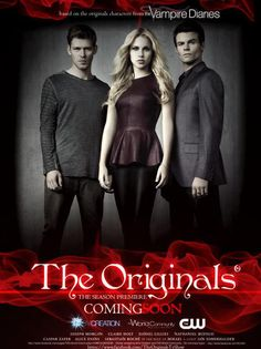 The Originals on cw   The CW Greenlights VAMPIRE DIARIES Spin-Off To Series Oh my gosh! I can not wait!!!