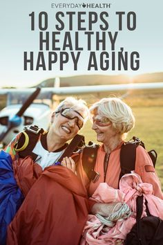 Maintaining friendships and being socially active are important parts of healthy, happy aging.