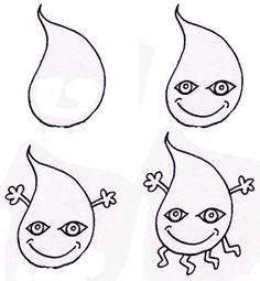 How to Draw a Doodle Monster