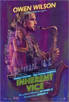Inherent Vice : Affiche