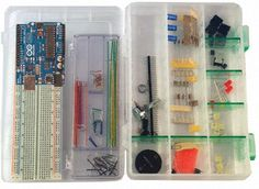 Workshop Kit with Arduino Uno ---- HEY HEY!!! For more COOL ARDUINO stuff, check out http://arduinohq.com