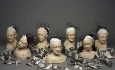 Constance McBride: The Lonely Girls  In this... – Ceramics Now