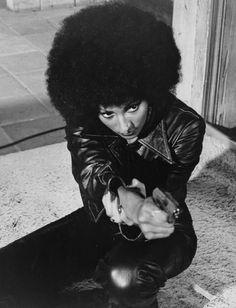 Pam Grier, the original Foxy Brown.