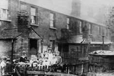 Embedded Birmingham City Centre, The Second City, Edwardian House, Birmingham England, Local History, Family History, Animation Background, West Midlands, Slums