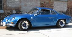 The renault alpine probably the only french car i would own