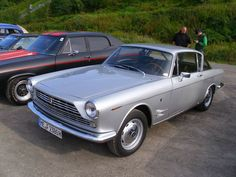 Beautiful GT of the 1960s. Fiat 2300 Coupe S.