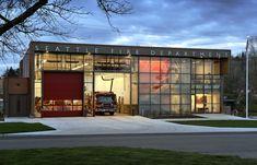 Fire station 30, Seattle.