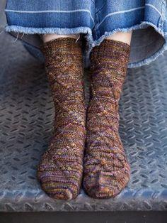 Normandy Socks - Malabrigo Normandy Socks. See our great prices and fast service. Malabrigo Sock, Knitting Patterns, Crochet Patterns, Office Prints, Circular Knitting Needles, Needles Sizes, Sock Yarn, Normandy, Slip Stitch