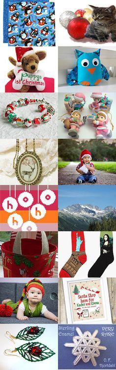 Fun Christmas Shopping by Rhian on Etsy--Pinned with TreasuryPin.com