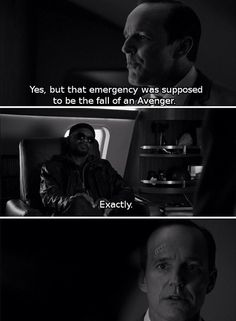 Agents of SHIELD: The look on Coulson's face was priceless!