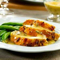 Chicken: Lemon-Herb Roast Chicken with Pan Gravy