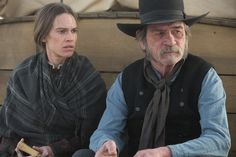 "Hilary Swank Returns — And Kicks Ass — In ""The Homesman"""
