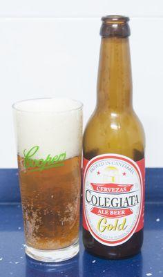 Colegiata Gold. Golden Ale. 5º
