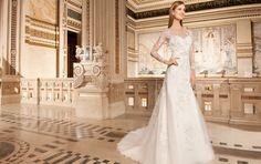 Demetrios 2015 Wedding Dress Style 1492