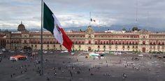 Zócalo, México.