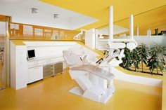 Architect: Graft Lab Project: KU64 Project type: Dental Clinic Location: Berlin, Germany