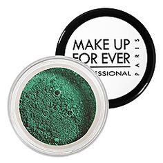 #SephoraColorWash What it is:A highly pigmented loose powder.What it does:Make Up For Ever Pure Pigments contains a high color concentration that can be used on the eyes or lips. You can mix it in with your clear gloss to create your own personalized color, apply it o