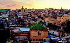 En Route Morocco