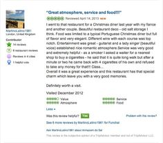 Latest reviews of Armazém do Sal on TripAdvisor