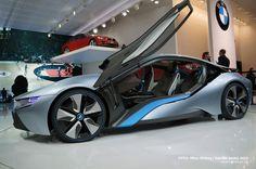BMW Detroit NAIAS 2012