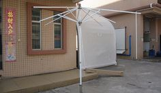 aluminum parasol without Tent, Outdoor Structures, Design, Store, Tents