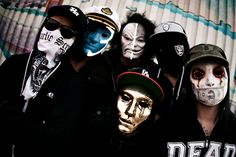 undead- Hollywood undead
