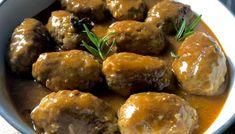 Leniwe zrazy Chicken Alfredo Lasagna, Polish Recipes, Food Plating, I Love Food, Meatloaf, Ground Beef, Dinner Recipes, Yummy Recipes, Dinner Ideas