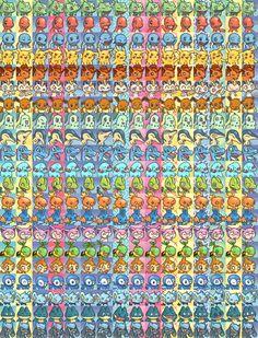 Pokemon Super Mystery Dungeon Icons Pokemon Pokemon Starters Pokemon Towns