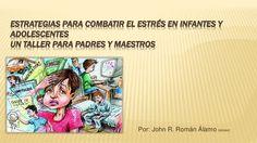 Estrategias para combatir el estrés en infantes y adolescentes