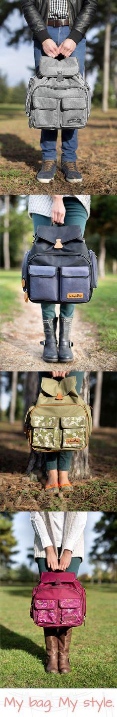 Glober Bag #diaperBag #Babymoov #backpack #adventure #street #MumAndDad #MyBagMyStyle