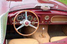 """FAB WHEELS DIGEST (F.W.D.): 2001 Aston Martin DB4 GT """"Sanction III"""" Zagato Barchetta"""