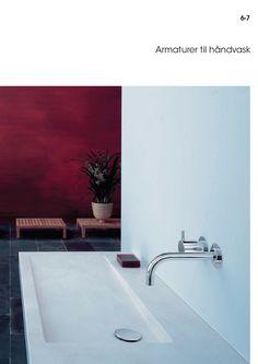 VOLA håndvaskarmatur #VOLA #bathroom #håndvaskarmatur #badeværelse #vvscomfort