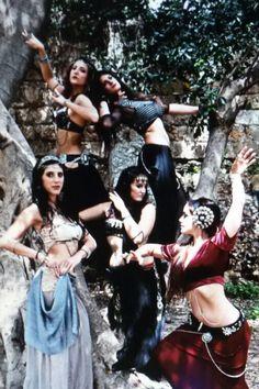 Compagnia professionale di danza Tribal Fusion a Palermo